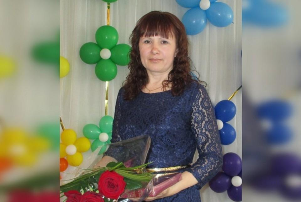 """Теперь Инна Зейналова боится за себя и свою дочь. Фото: МДОУ """"Детский сад №22 п.г.т.В.Синячиха"""""""