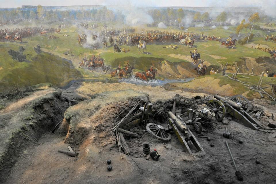 Музей-панорама «Бородинская битва» откроется после капремонта.