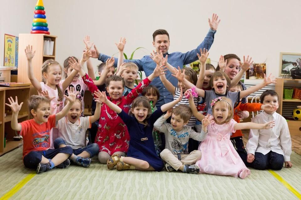 Воспитатель пермского детсада Евгений Пепеляев победил во Всероссийском конкурсе.