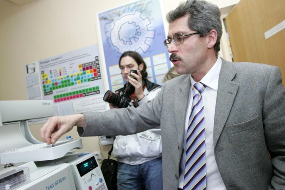 Обвинения ВАДА против российских спортсменов строится вокруг файлов, которые предоставил Григорий Родченков.