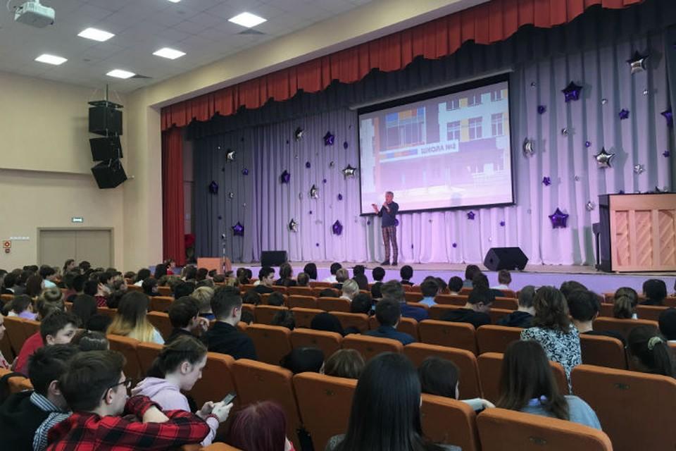 В рамках проекта состоялось 10 интерактивных лекций, направленных на обсуждение причин и последствий употребления психоактивных веществ
