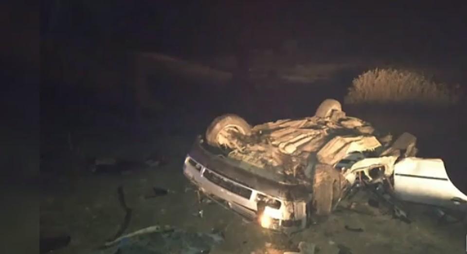 Жуткое ДТП в Молдове: Водитель убежал, бросив умирать двоих юных девушек