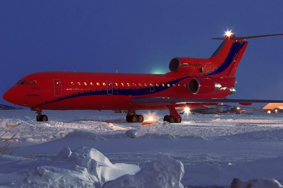 Самолет должен приземлится в уфимском аэропорту поздно ночью Фото: wikipedia.org