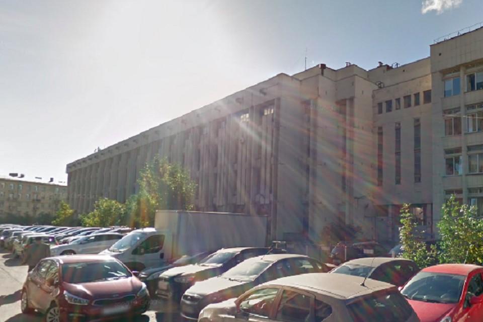 """В Петербурге сносят старые корпуса завода """"Буревестник"""" Фото: панорамы Google / """"Мойка 78"""""""