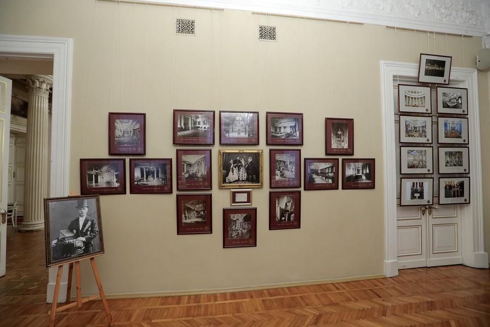 К юбилею ЗакСа в Мариинском дворце открылась фотовыставка. Фото: assembly.spb.ru