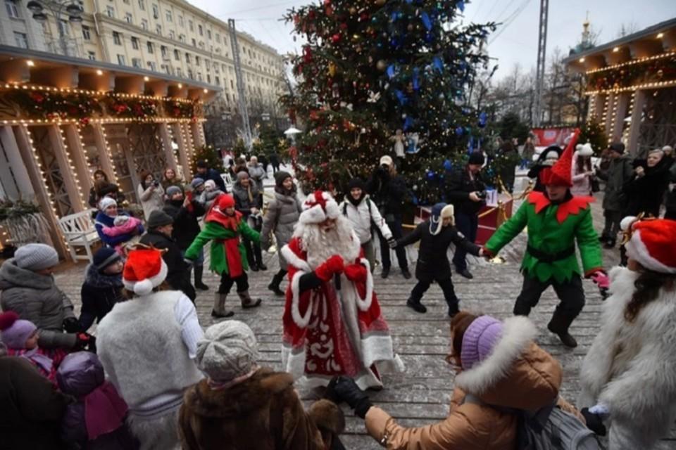 Ростовчане смогут встретить Новый год в парках города