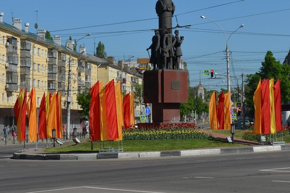 Липецк заплатит подрядчику почти 70 млн рублей за озеленение города