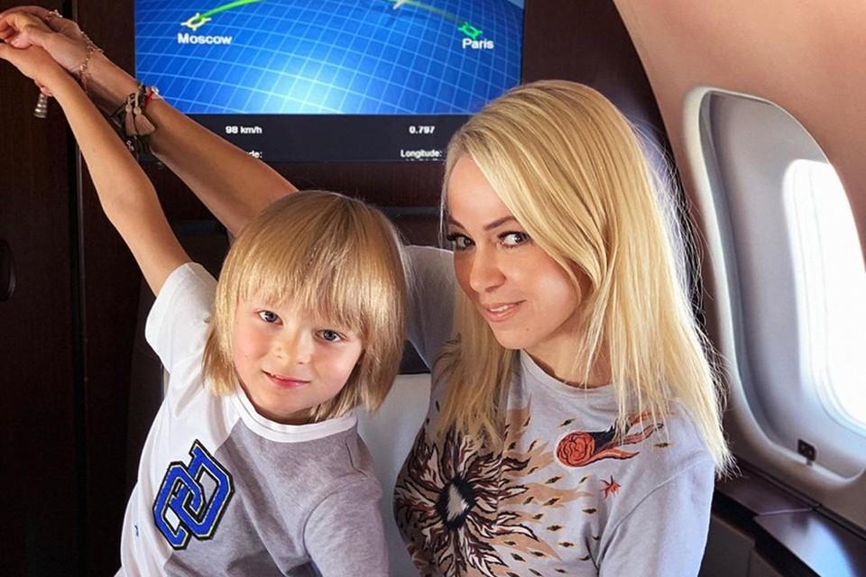 Яна Рудковская ищет банду, угрожающую ее сыну.