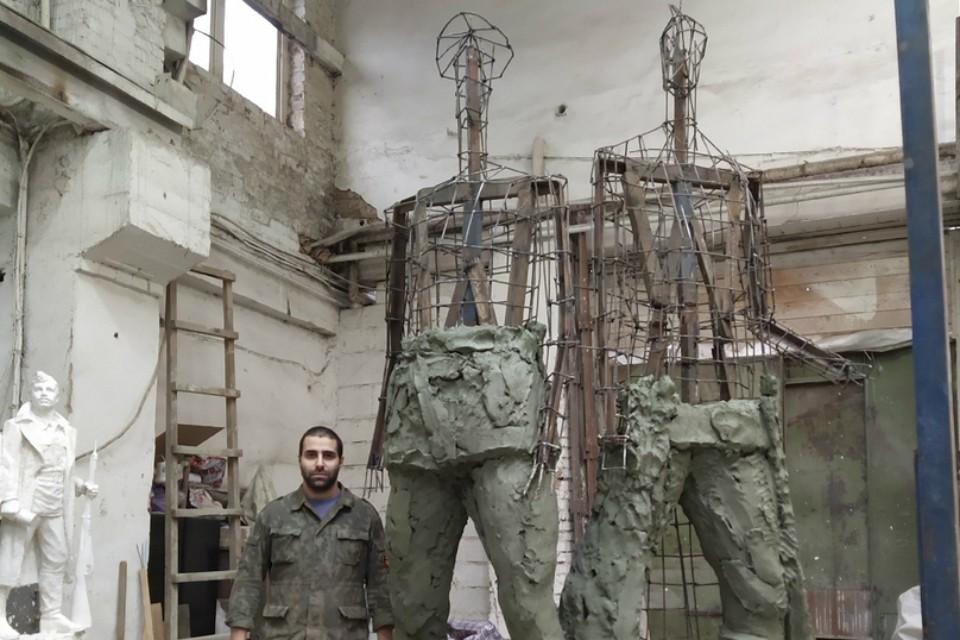 Достопримечательность высотой в три метра отольют из бронзы. Фото:https://vk.com/polyarnya_diviziya