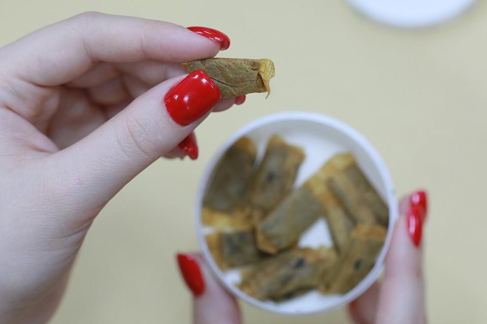 Бестабачная никотиновая смесь