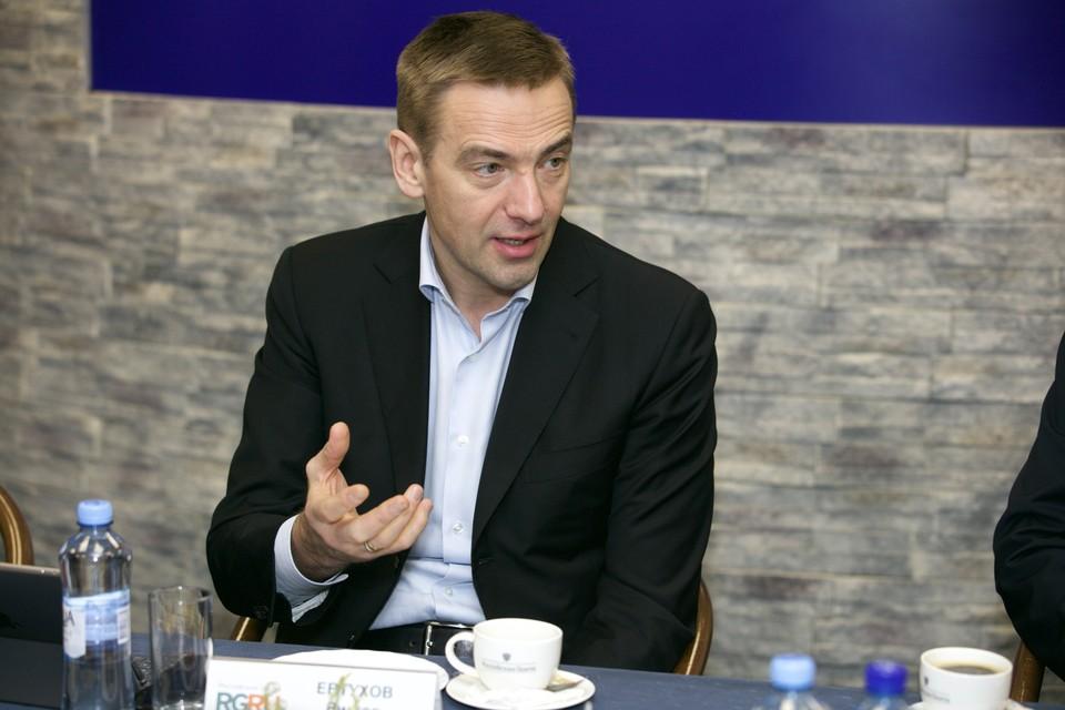Виктор Евтухов, статс-секретарь - заместитель Министра промышленности и торговли РФ.
