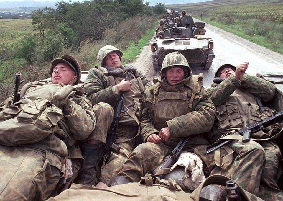 Идея брать Грозный танками была сумасшествием.