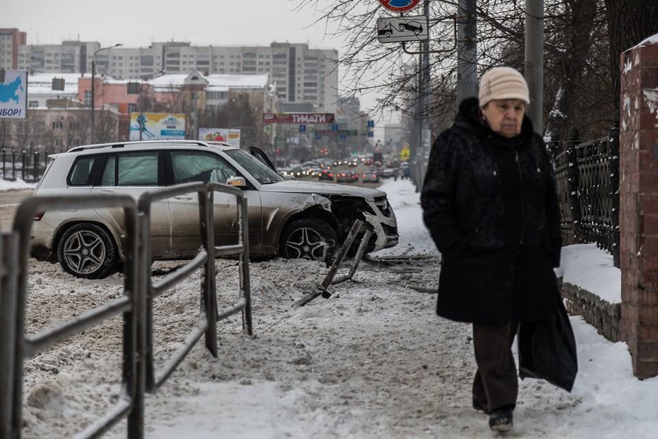 Городскую среду в Челябинске нужно сделать более дружелюбной к пешеходам.