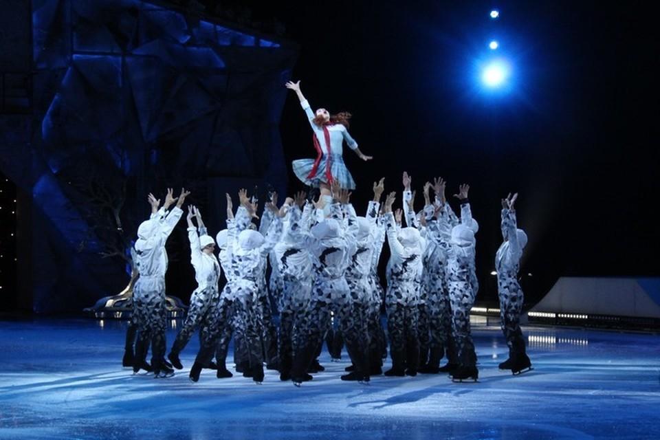 В Казани Cirque du Soleil пробудет вплоть до 22 декабря