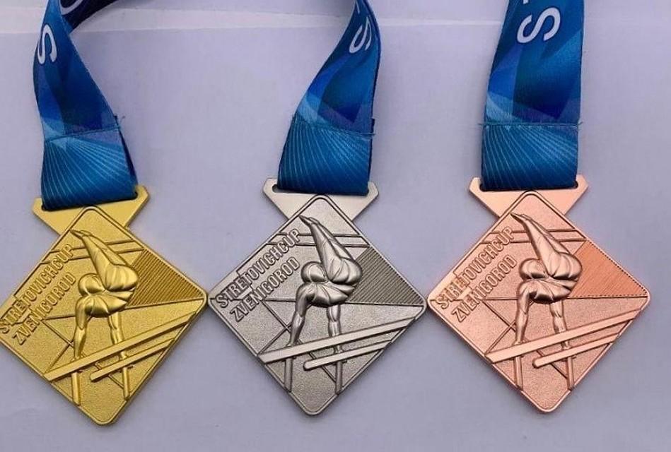 Именные медали Ивана Стретовича