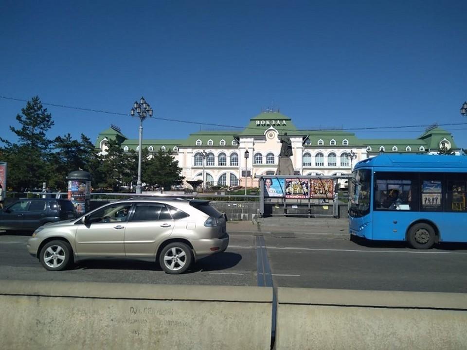 И снова здорова: В Хабаровске заминировали аэропорт, авто- и железнодорожный вокзалы