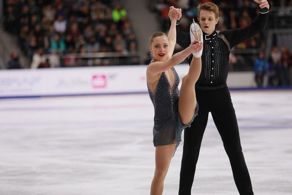 Чемпионами России в парном катании стали Александра Бойкова и Дмитрий Козловский