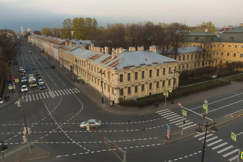 Как удалось выяснить исследователям, во времена самого Меншикова дворец выглядел совершенно иначе. Фото: пресс-служба СПбГУ