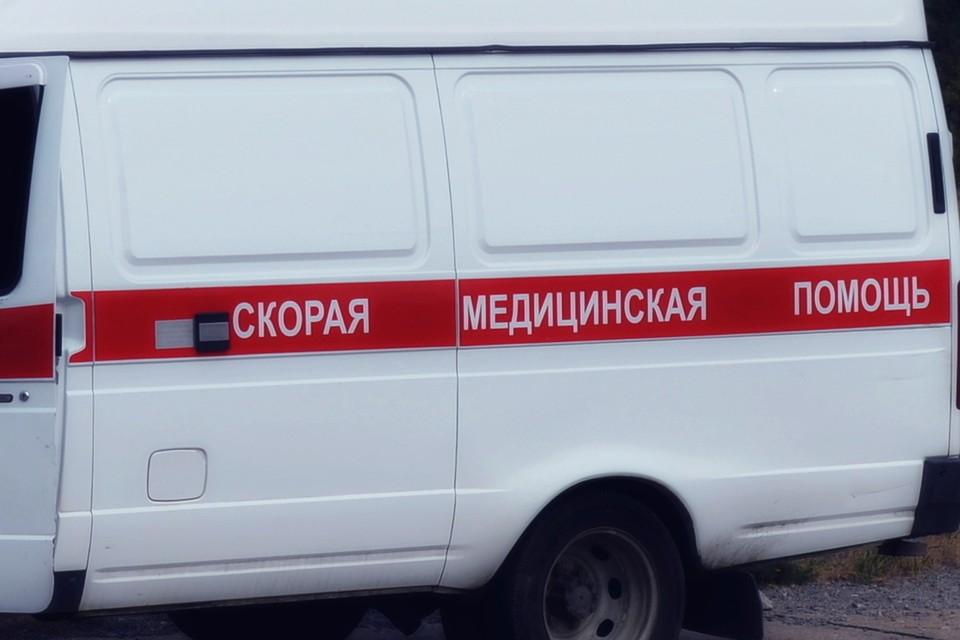 Смертельная авария под Липецком попала на видео