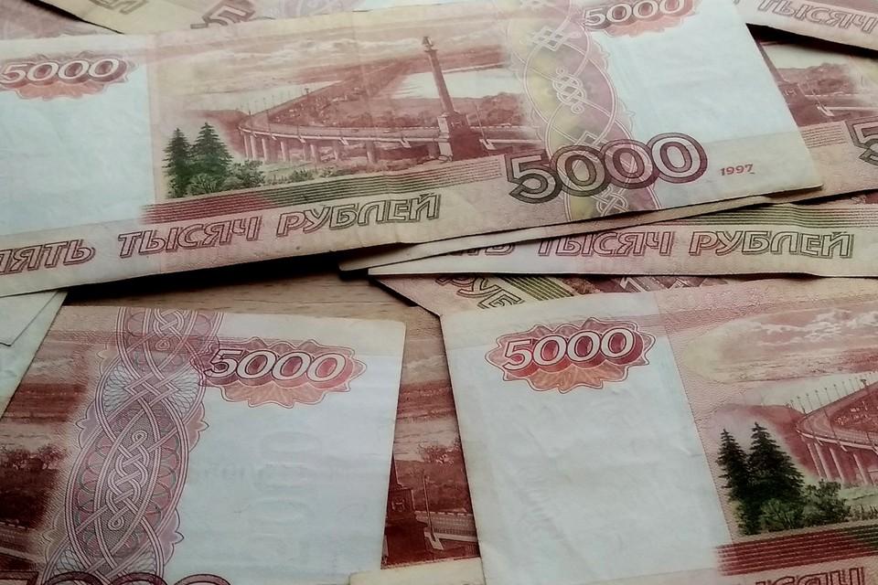 Липчанка украла из ресторана 130000 рублей и пыталась смыть их в унитаз