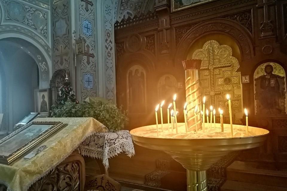 На Крымском полуострове отмечают Рождество Христово