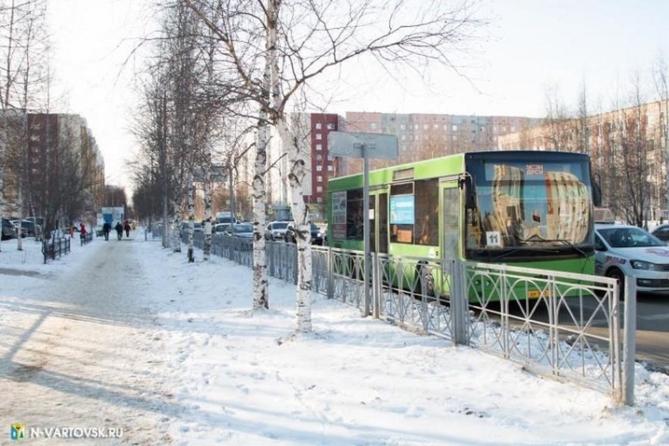 В Нижневартовске автобус маршрута 28 будет ходить по–новому. Фото с сайта администрации города Нижневартовск