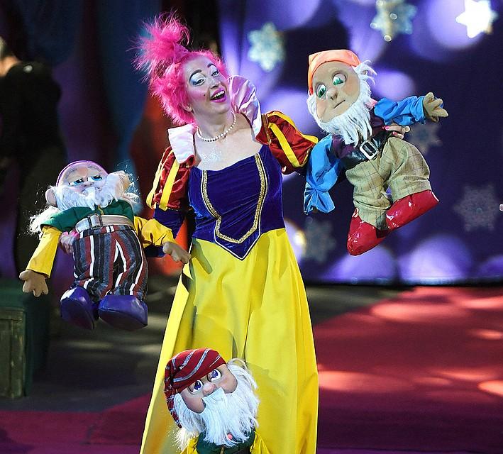 Клоунесса Оксана НЕСКЛАДНАЯ: «Многие клоуны с годами становятся ...