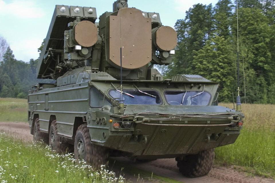 На вооружении ВСУ стоят зенитно-ракетные комплексы «Оса» советского производства, есть эти ЗРК и в России. Фото: tsargrad.tv ЧИТАЙТЕ ТАКЖЕ