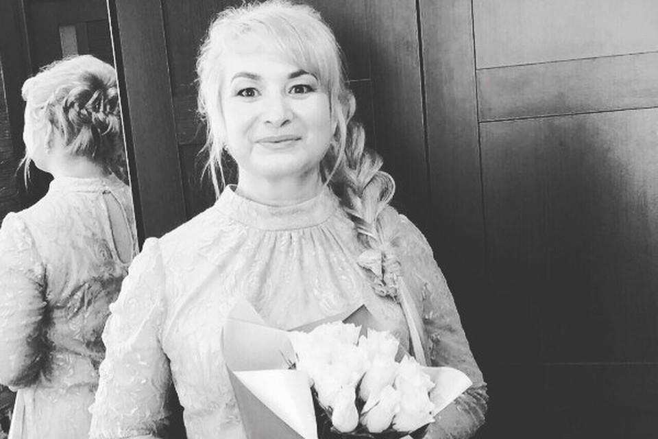 Ольга Бердова. Фото: из личного архива Дмитрия Козлова