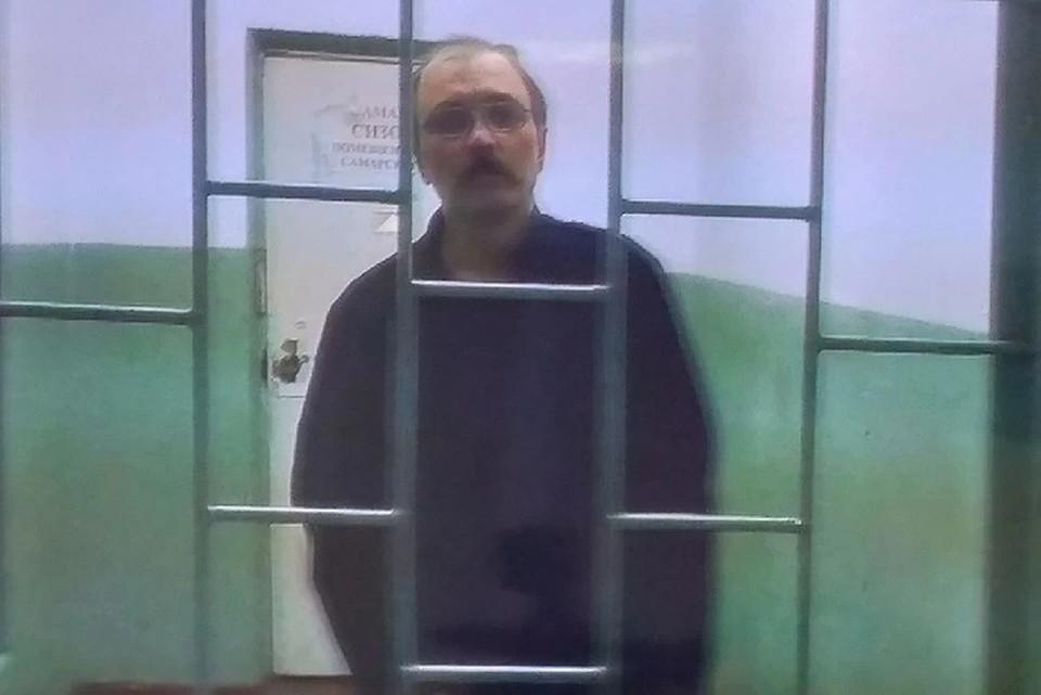Олег Рыльков в Самарской области находится уже почти год
