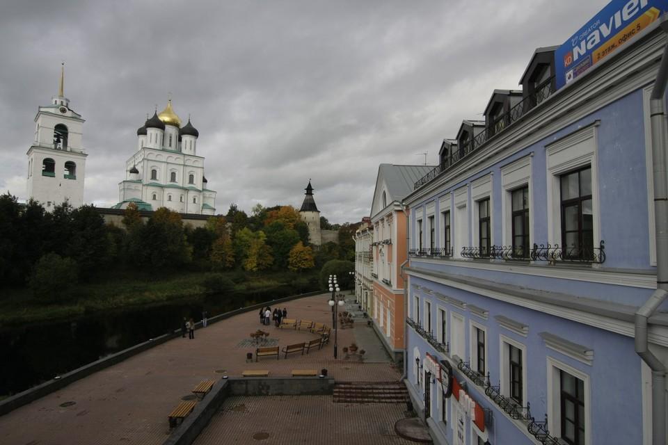 На Запсковье появится комфортное общественное пространство для горожан и туристов.