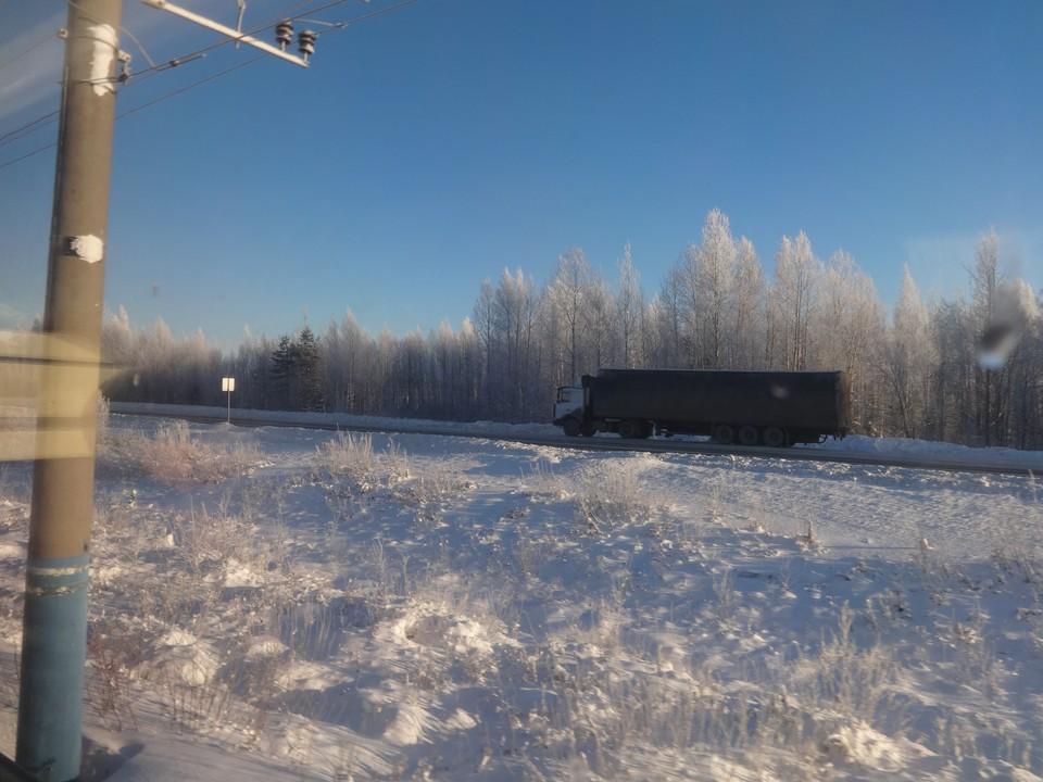 Погода на Ямале 15 января: в отдельных районах пройдет небольшой снег