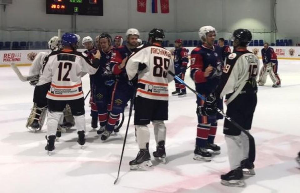 Прошли очередные матчи областного этапа чемпионата области