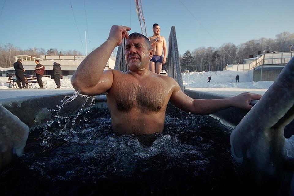 В этом году в Челябинске организовано шесть купелей.