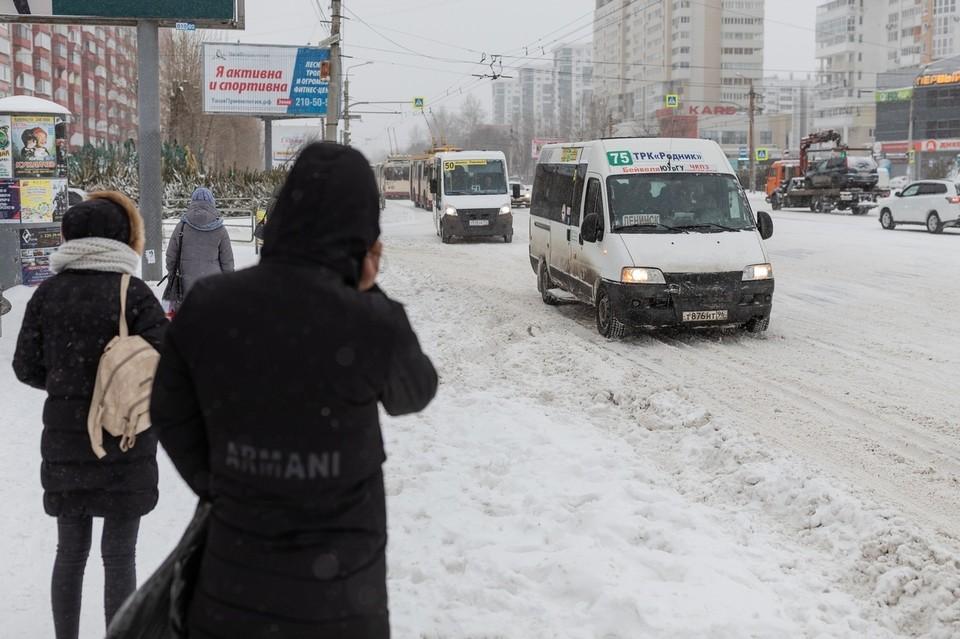 Спасатели предупреждают об ухудшении ситуации на дорогах