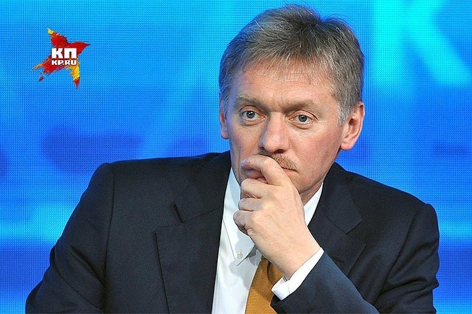Песков: Сроки голосования по поправкам в Конституцию будут формализованы указом Путина