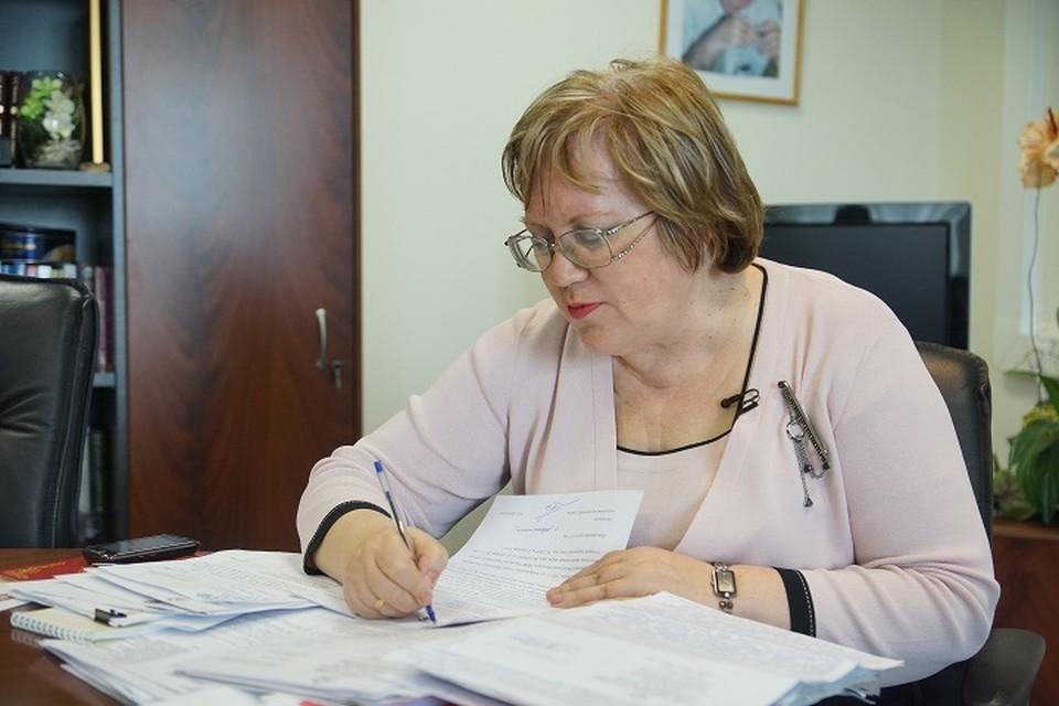 Свердловский омбудсмен Татьяна Мерзлякова вошла в рабочую группу по изменению Конституции РФ