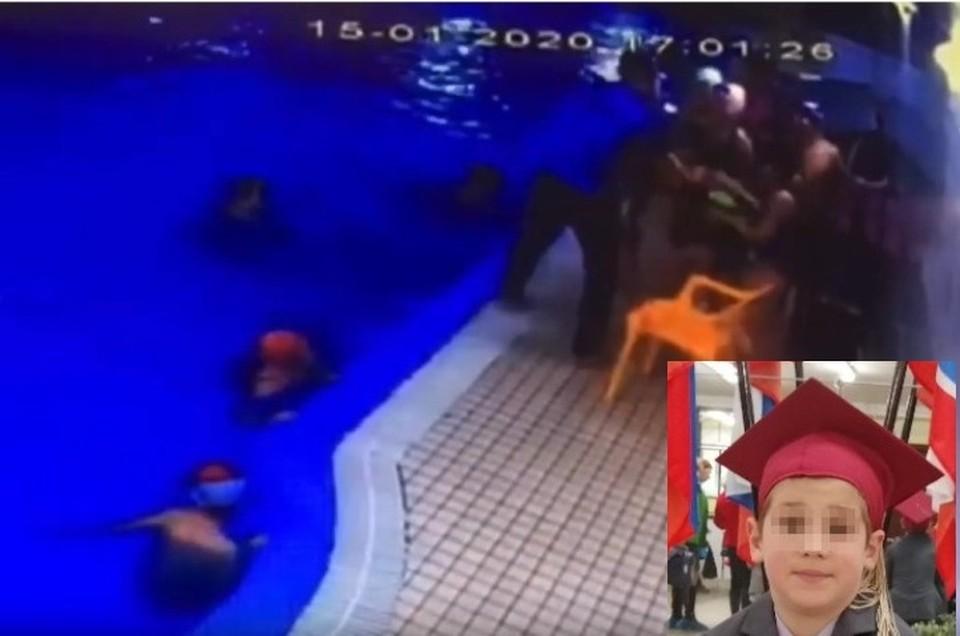Мальчика в воде никто не заметил Фото: СКР