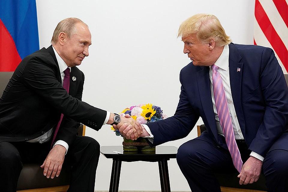 Оказывается, избранный президент США так жаждал увидеться с Владимиром Путиным, что даже обсудил это во время выбора кандидата на пост главы Госдепа