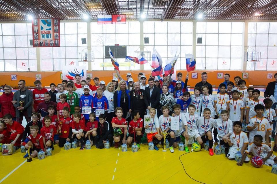 Международный зимний детский турнир по мини-футболу «Кубок Добра» пройдет в четвертый раз