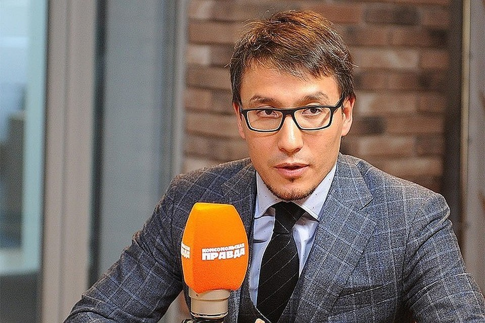 Глава Центра стратегических коммуникаций Дмитрий Абзалов в прямом эфире Радио «Комсомольская правда».