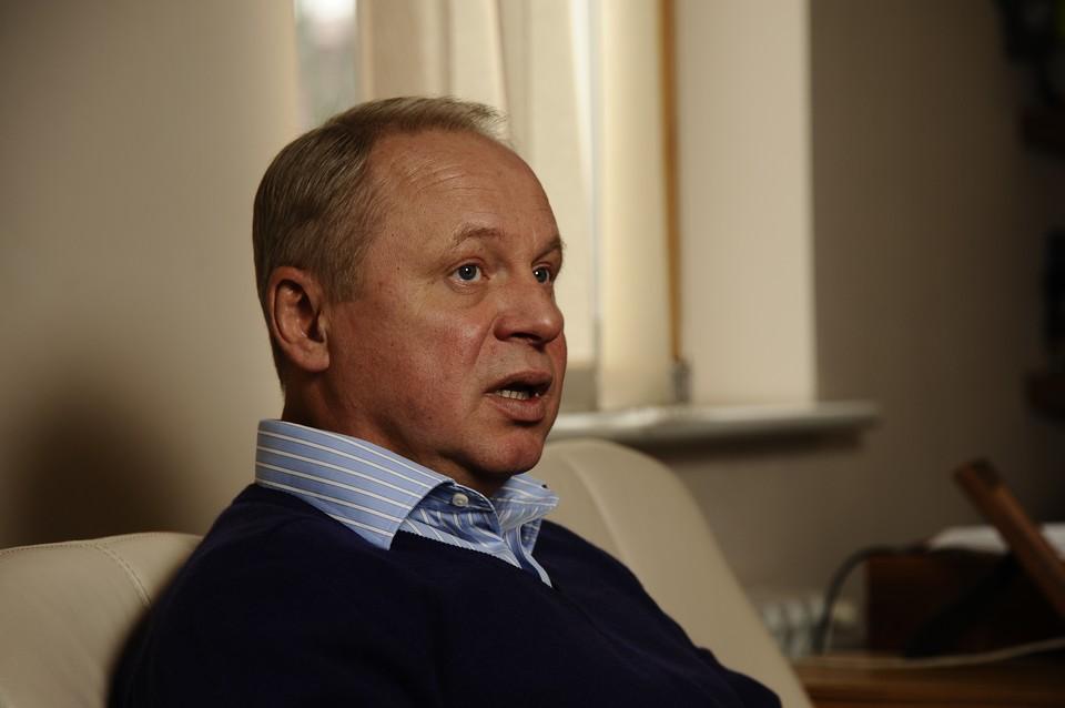 Юрий Савенко.