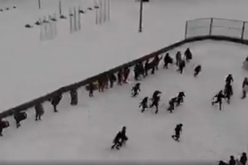 Фото: скрин с видео.