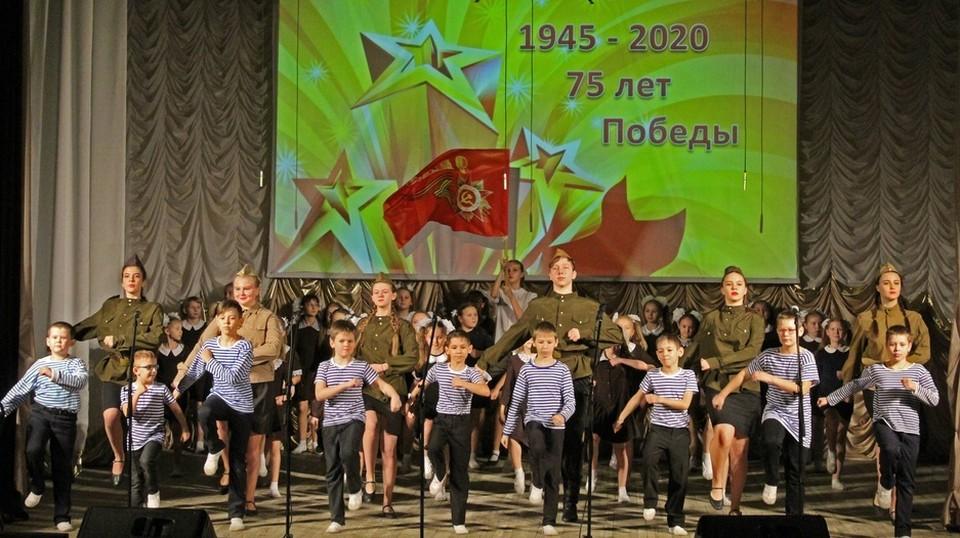 Детская школа искусств Чернянского района Белгородской области отчиталась на гала-концерте. Фото пресс-службы администрации Чернянского района