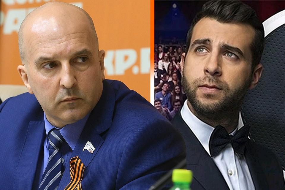 Депутат Госдумы Николай Земцов просит возбудить против Ивана Урганта уголовное дело из-за оскорблений чувств верующих.