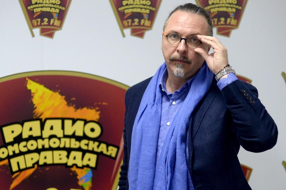 Юрий Грымов прокомментировал скандал вокруг нового министра культуры.