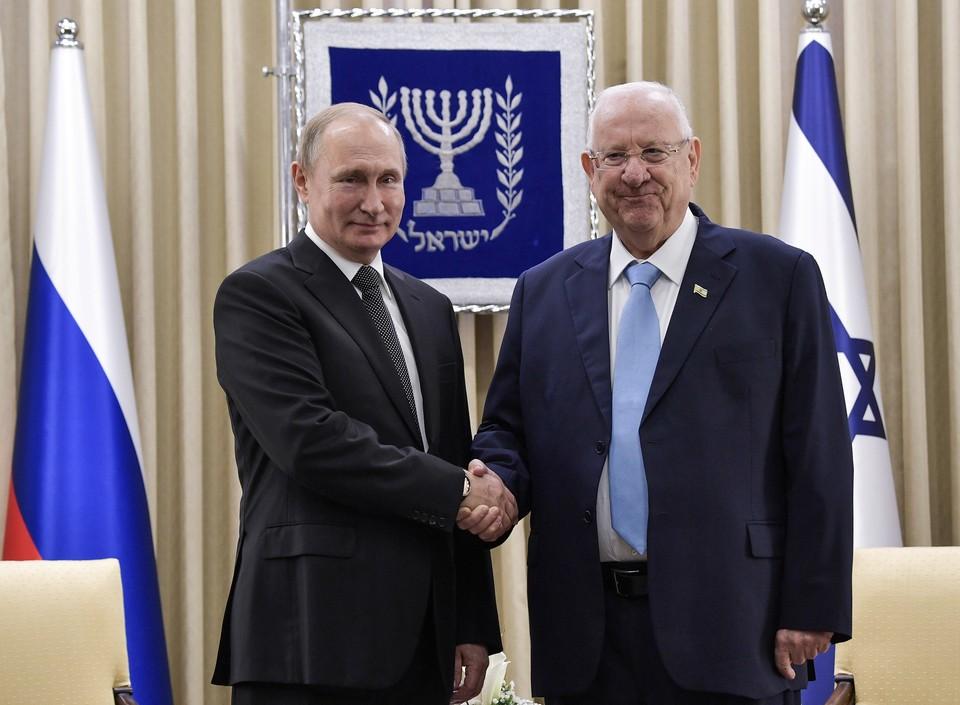 Путин предложил провести саммит «пятёрки» постоянных членов Совета безопасности ООН