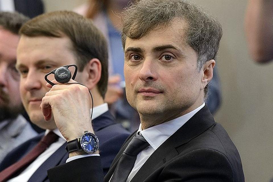 Владислав Сурков. Фото: Дмитрий Азаров Коммерсантъ