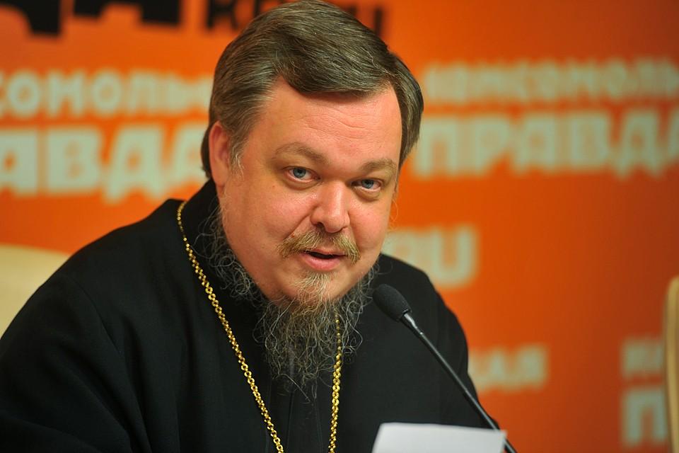 Протоиерей Всеволод Чаплин скончался в воскресенье у храма Феодора Студита в Москве