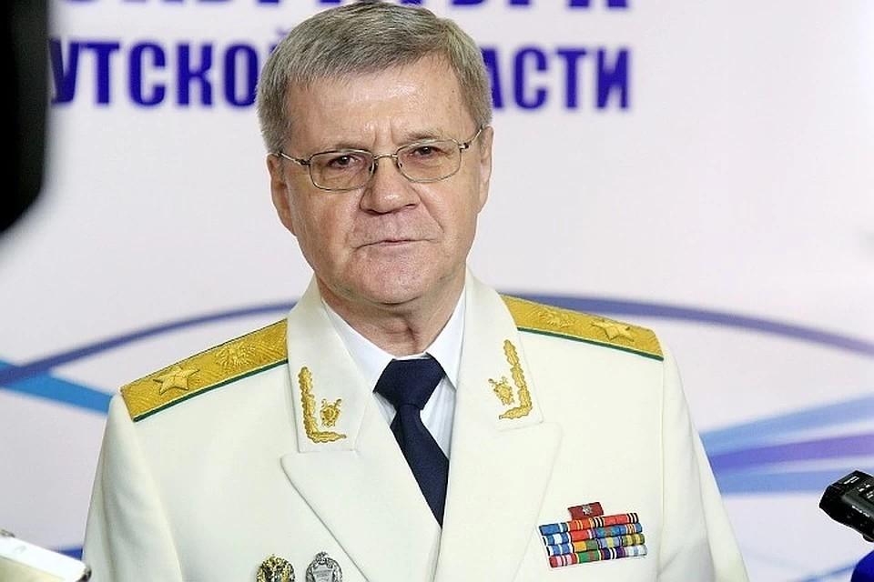 Юрий Чайка вступил в должность полпреда президента в СКФО